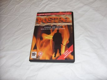 Postal Limited Edition plus Expansion Pack PC CD ROM shooter spel Engelsk