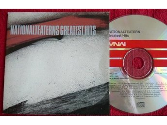 Nationalteatern - Greatest hits