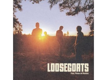 Loosegoats - Plains, Plateaus And Mountains CD