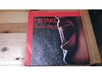 The Mike Oldfield Group - Mistake, EP