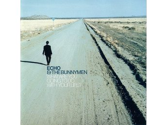 CD -Echo & The Bunnymen ‎– What Are You Going To Do With...