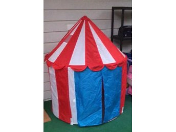 Cirkustält tält ikea (413674683) ᐈ Köp på Tradera