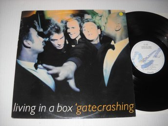 "Living In A Box ""Gatecrashing"""