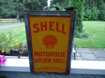 SHELL MOTOROLIE GOLDEN SHELL