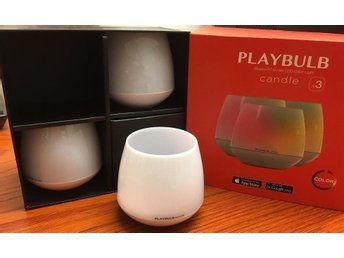 MiPow Playbulb Candle, 3-pack #1