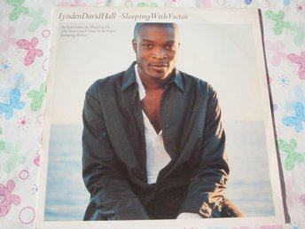 "LYNDEN DAVID HALL - SLEEPING WITH VICTOR 12"" 2000"