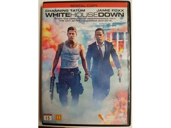 Dvd - White house down