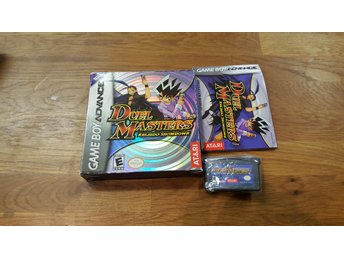DUEL MASTERS KAIJUDO SHOWDOWN GBA