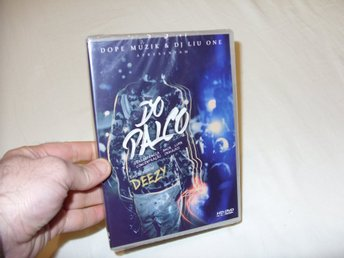 Dope Muzik & DJ Liu One Do Palco Musik HD DVD Portugal music Ny!