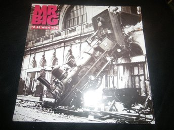mr big to be without you-green-tinded sixties miond singel