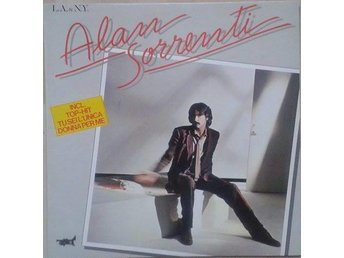 Alan Sorrenti title* L.A. & N.Y.* Swe LP