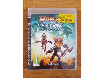Ratchet & Clank / A Crack in Time / PS3 Spel