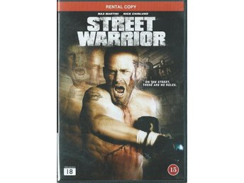 STREET WARRIOR  ( SVENSKT TEXT )