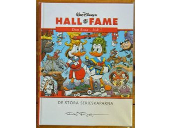 ** HALL of FAME  : Nr 24    ( Don Rosa  7  )   **