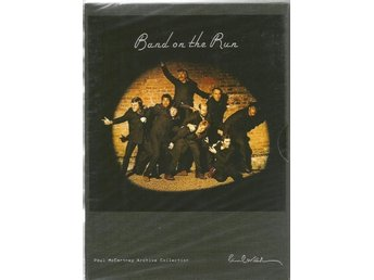 PAUL MCCARTNEY AND WINGS  Band On The Run (DVD) NEW SEALED