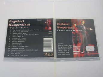 Englebert Humperdinck - I wish I could be there