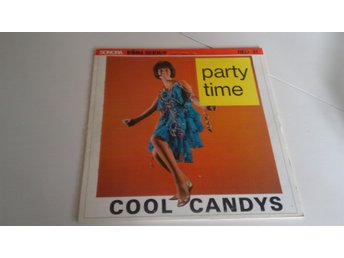 "COOL CANDYS LP ""PARTY TIME"""