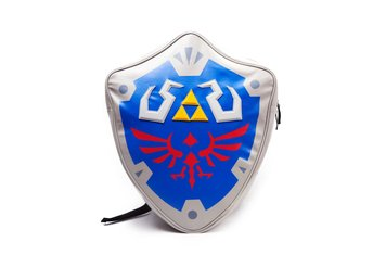 Ryggsäck - Nintendo - Zelda - Skyward Sword - Hylian Shield
