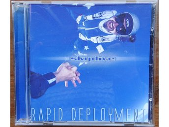 Rapid Deployment - Skydive CD 2001 - Trance/Synth-Pop/Euro-house