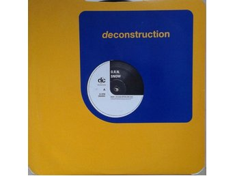 "O.R.N. title* Snow* Progressive House, Trance 12"", Promo UK"