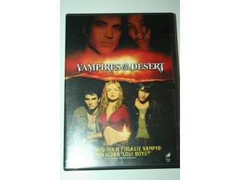Vampires of the desert - The Forsaken (DVD)