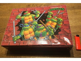 Teenage mutant hero turtles Vintage väska 1990