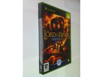 Xbox: Lord of the Rings - The Third Age