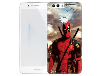 Huawei Honor 8 Skal Deadpool