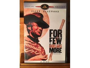 For a few dollars more - DVD - fint skick