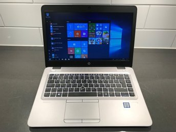 HP EliteBook 840 G3 Core i5 6300U 2.4Ghz 8GB DDR4 128GB SSD FullHD 3 Års Garanti
