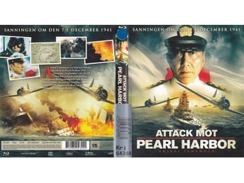 Assault on Pearl Harbor 2012 Blu-ray (Hyr)