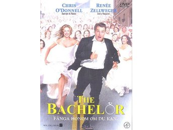 The Bachelor - Fint skick - UTGÅTT - Chris O'Donnell