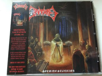 EPITAPH - SEEMING SALVATION  death metal excruciate