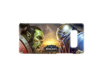 WOW Battle for Azeroth Samsung Galaxy Note 8 Skal