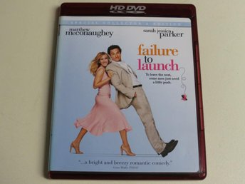 FAILURE TO LAUNCH (HD DVD) Matthew McConaughey
