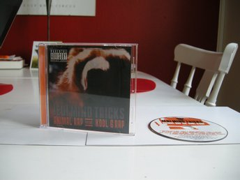 Jedi Mind Tricks Feat Kool G Rap  - Animal Rap CD-EP Hardcore Hiphop