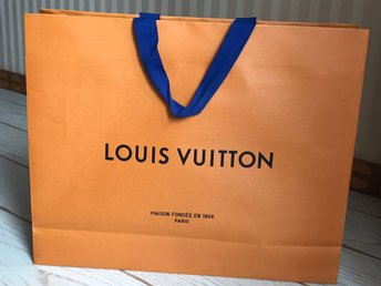 Louis Vuitton shoppingpåse 39x48x12 cm