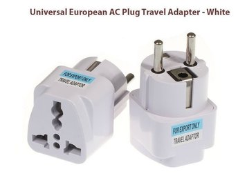 All-in-1 Universal Uttag Rese Adapter UK US AU till Svensk (EU)