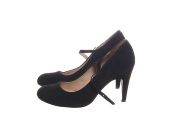 Pier One, Pumps, Strl: 37, Svart