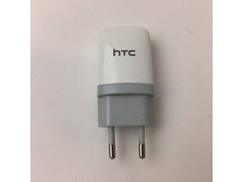 HTC, Adapter, TC E250, Vit/Grå