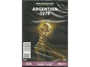 Argentina 1978 - Fifa World Cup - DVD