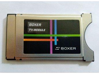 Ubrugte Boxer CA-modul / TV-modul CI+ (352148382) ᐈ Köp på Tradera SI-01