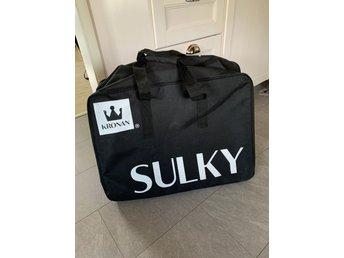 Väska till Kronan Sulky barnvagn