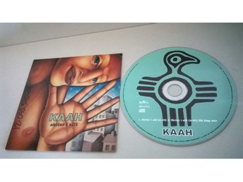 KAAH - Skiter i allt, single CD