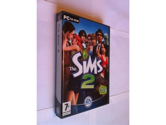 PC: The Sims 2 (II) (CD version) - Norrköping - PC: The Sims 2 (II) (CD version) - Norrköping