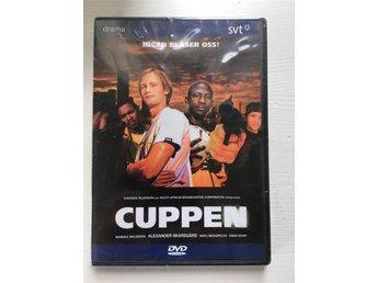 Cuppen (Ny! Inplastad!) DVD - Enskede - Cuppen (Ny! Inplastad!) DVD - Enskede