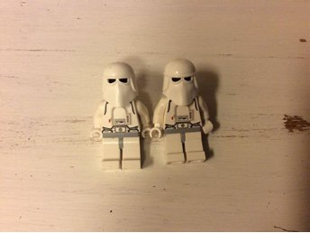 LEGO Star Wars Minifigurer, Snowtroopers