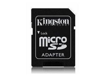 Kingston micro sd - sd adapter - Munkedal - Kingston micro sd - sd adapter - Munkedal