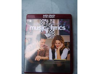 Music and Lyrics Hugh Grant  HD DVD