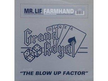 Mr. Lif titel* Farmhand / Settle The Score*12 - Hägersten - Mr. Lif titel* Farmhand / Settle The Score*12 - Hägersten